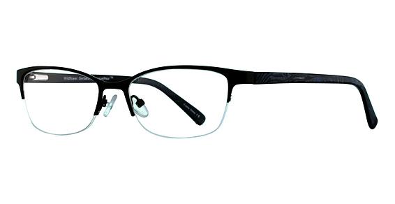 Gerbera Eyeglasses, Brown Pizzazz