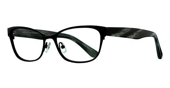 Four O'Clock Eyeglasses, Fuchsia Flare
