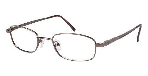 Image of H 101 Eyeglasses, Brown