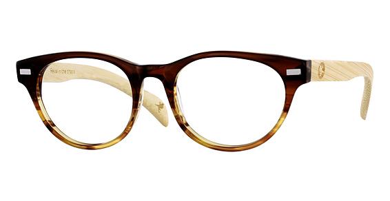Lunar Sunglasses, Caramel Clear
