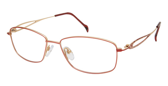 Click here for Stepper 50071 Eyeglasses, BROWN prices