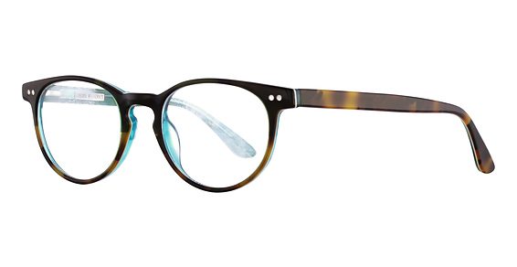 Thompson Eyeglasses, Red