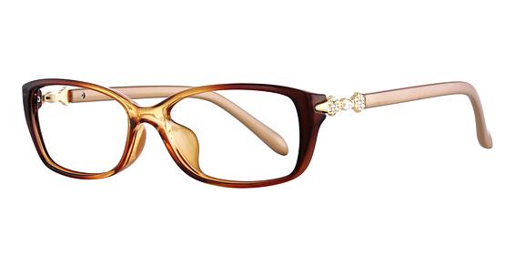 KONISHI KA 5763 Eyeglasses, CAFFE/LATTE