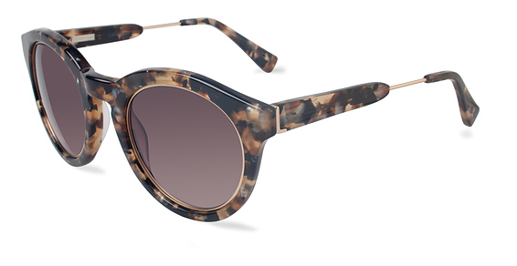 LAFAYETTE Sunglasses, Brown Marble