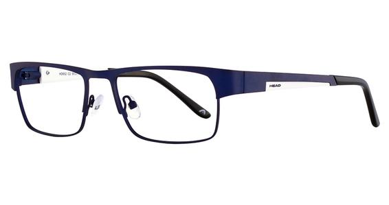 Head 652 Eyeglasses, C3 BLACK/GREY