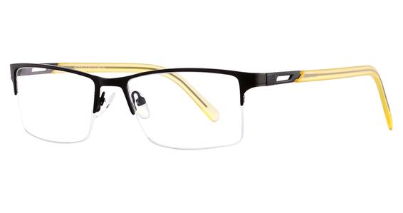 Head 670 Eyeglasses, C3 GUNMETAL