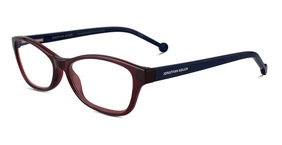 6000 more details ja 800 150 eyeglasses burgundy - Most Popular Eyeglass Frames