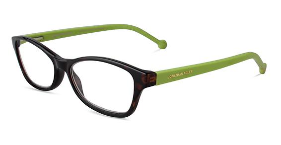 JA 800 +2.50 Eyeglasses, Tortoise