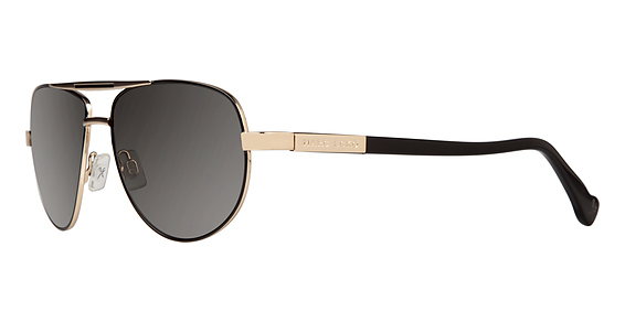 Game On Sunglasses, Gold