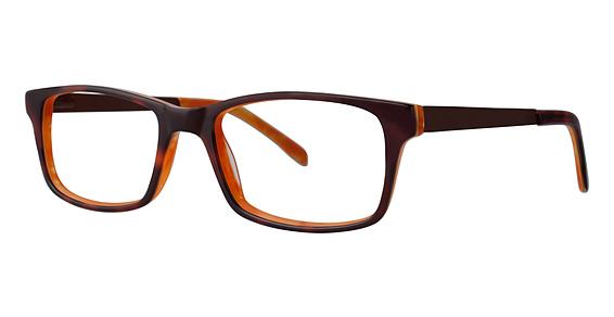 Moonlight Eyeglasses, tortoise/tangerine