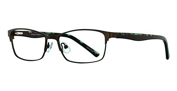 Mandarin Eyeglasses, Brown Fever