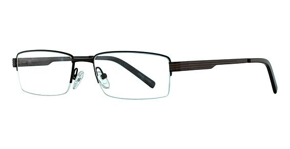 Carlo Capucci 91 Eyeglasses, Brown