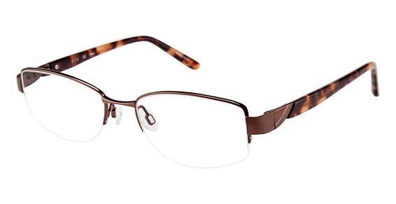 EL 13392 Eyeglasses, Brown