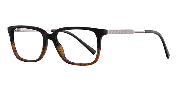VE 3209 Eyeglasses, Black