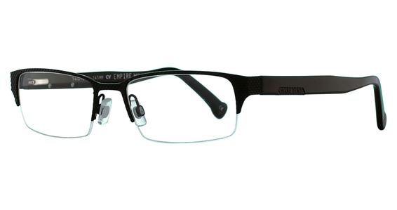 Empire Eyeglasses, Gunmetal Matte