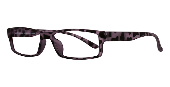 SMART S 2693 Eyeglasses, Black Cheetah