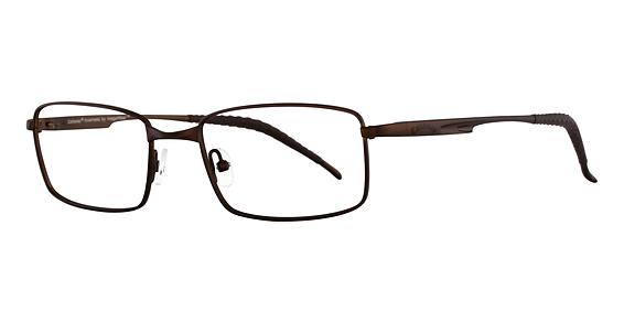 Callaway Inverness Eyeglasses, Gunmetal
