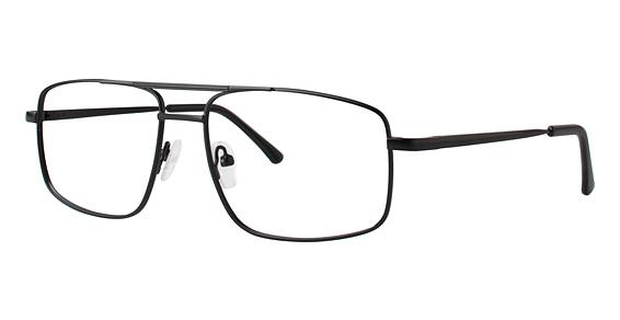 Voyage Eyeglasses, Matte Black
