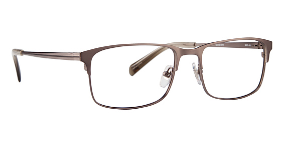 Cooper Eyeglasses, Gunmetal