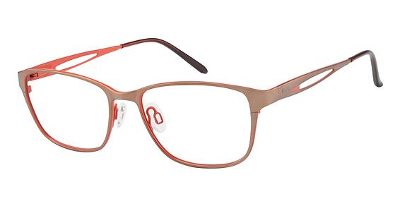EL 13401 Eyeglasses, Brown