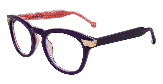 JA 308 Eyeglasses, Purple