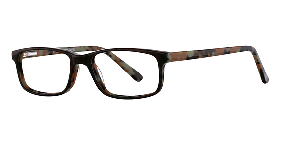 BB 143 Eyeglasses, Brown