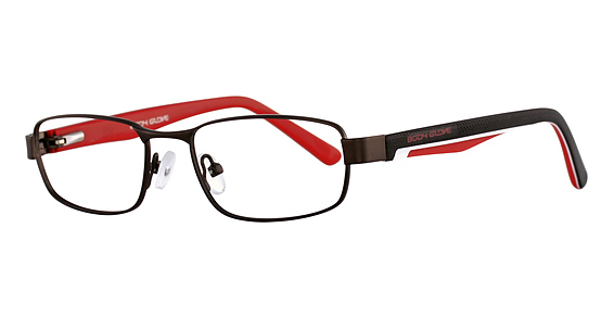BB 136 Eyeglasses, Black