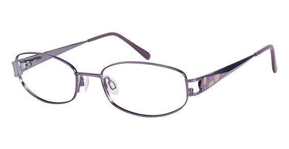 AR 16362 Eyeglasses, Purple