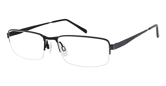 AR 16235 Eyeglasses, Black