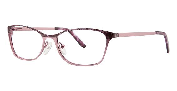 Decadent Eyeglasses, Matte Mauve