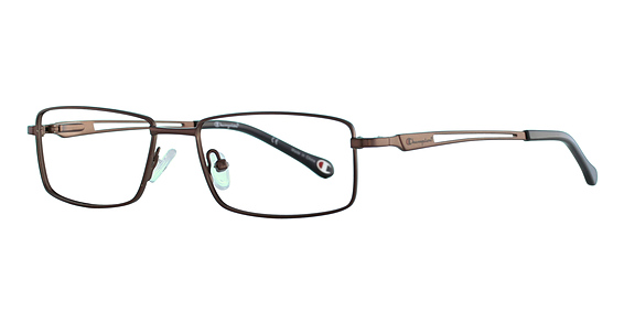 Champion 1002 eyeglasses are designed for men featuring spring hinges. The Champion 1002 eyeglasses model is made of metal and manufactured in China.