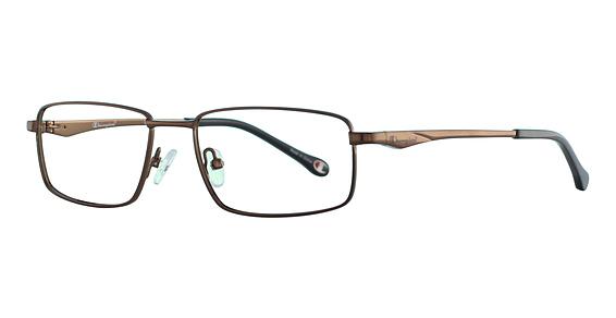 Image of 1001 Eyeglasses, Dk Brown