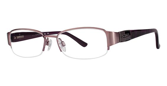 Via Spiga Cressida Eyeglasses, Mauve
