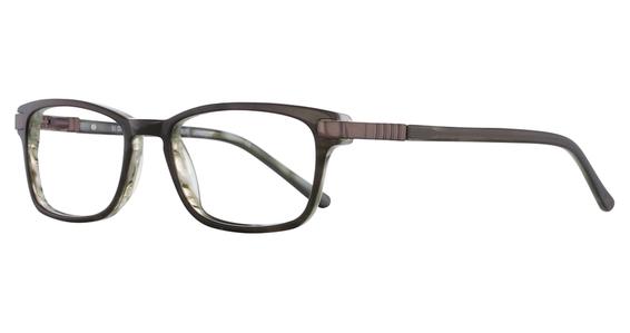 Tahoe Park Eyeglasses, Olive Laminate