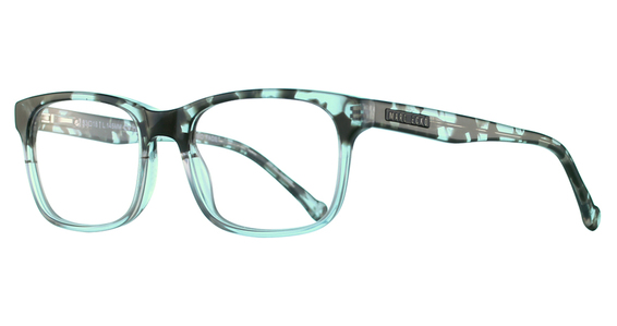 Historical Eyeglasses, INK HORN FADE