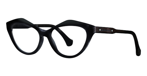 BA 5042 Eyeglasses, Shiny Dark Brown