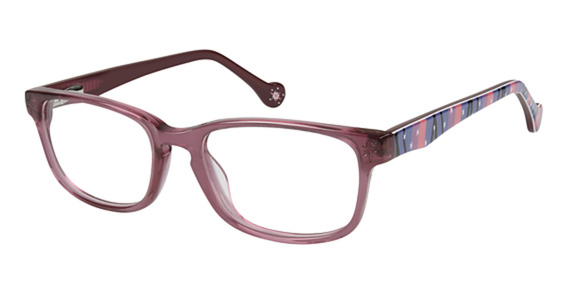 Image of Bright Eyeglasses, Pink