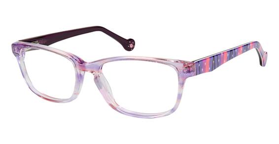 Image of Bright Eyeglasses, Purple