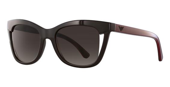 40eb1e9fae40 ... Emporio Armani Women s EA4088 EA 4088 Fashion Cateye Sunglasses