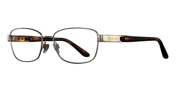 RL 5096Q Eyeglasses, Silver -  Ralph Lauren, RL5096Q 9001 54