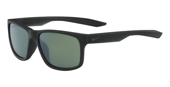 NIKE ESSENTIAL CHASER R EV 0998 Eyeglasses, (304) Mt Green W/Grn Triflect Lens