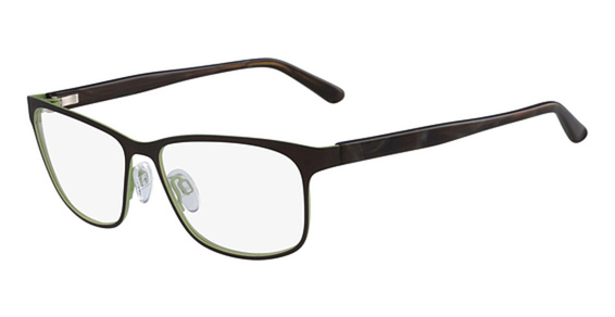 Eyeglasses SKAGA 2687 ABELVATTNET 300 DARK GREEN