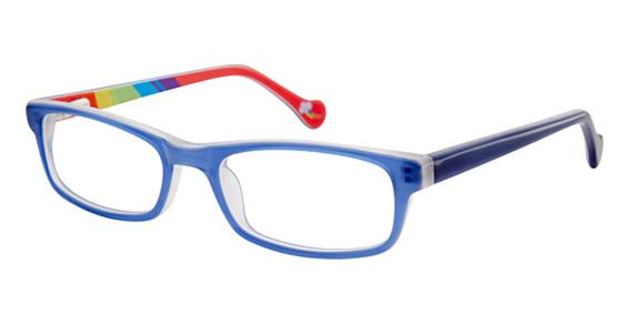 Image of Awesome Eyeglasses, Blue