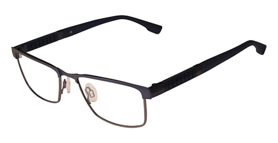 FLEXON E 1110 Eyeglasses, (412) Navy