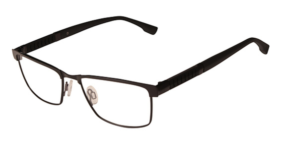 FLEXON E 1110 Eyeglasses, (001) Black