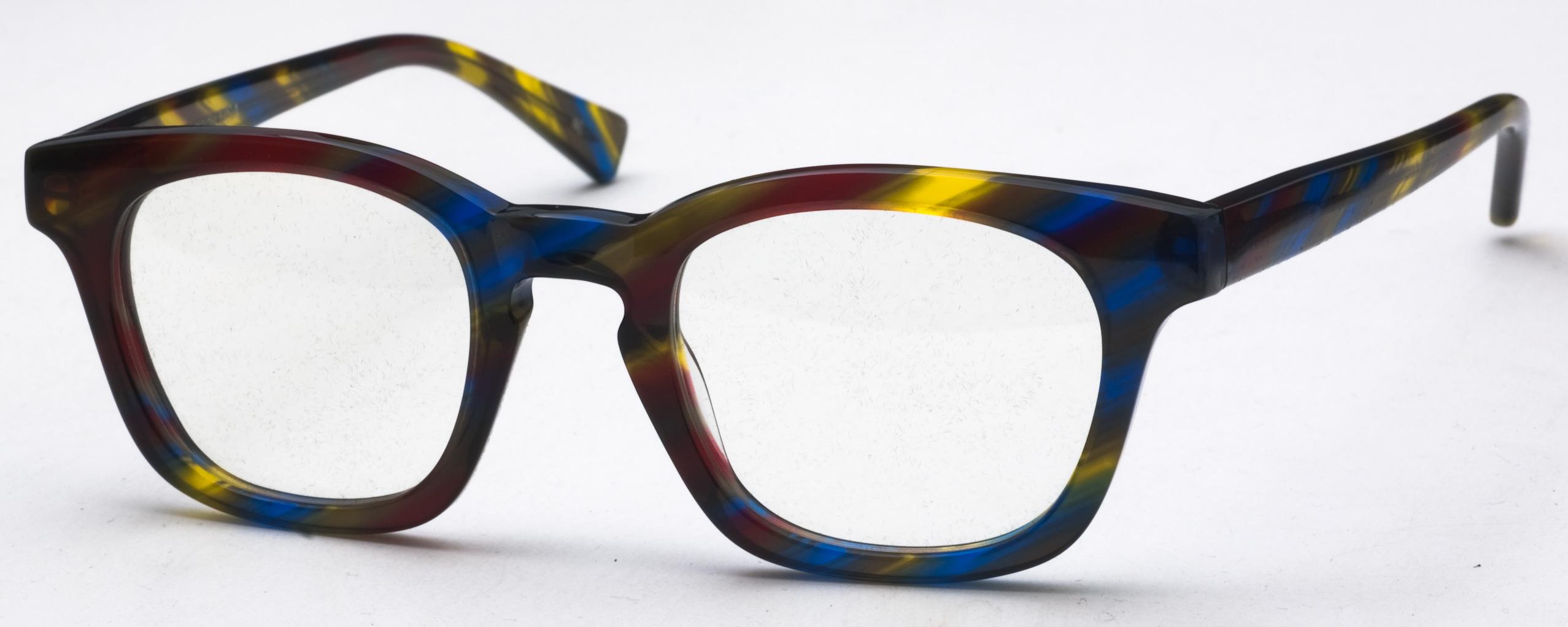 Allen Eyeglasses, Multi NL