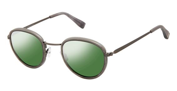 Image of 210 Eyeglasses, Grey Stripe