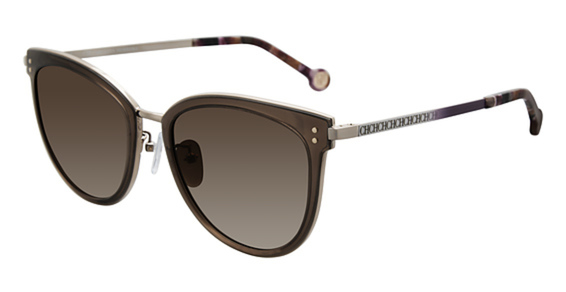 Image of SHE 102 Sunglasses, Brown 08FE