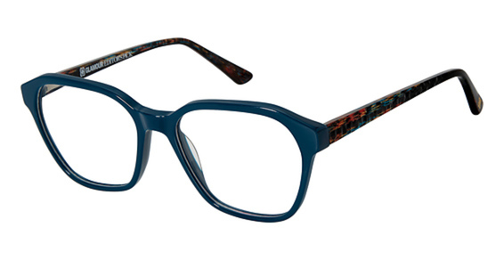 Glamour Editor's Pick 1012 eyeglasses are designed for women featuring spring hinges. The Glamour Editor's Pick 1012 eyeglasses model is made of plastic and manufactured in China.
