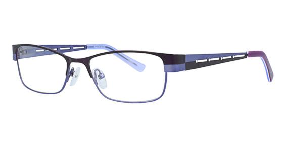 Image of Rhapsody Eyeglasses, Blackberry